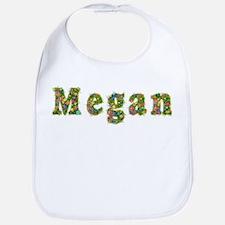 Megan Floral Bib