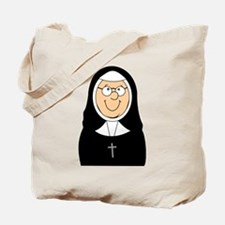 Nun Tote Bag