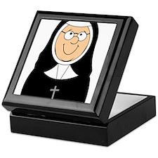 Nun Keepsake Box
