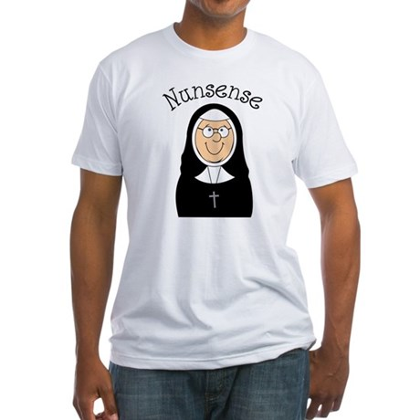 Nunsense Fitted T-Shirt