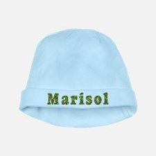 Marisol Floral baby hat