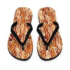 bacon Flip Flops