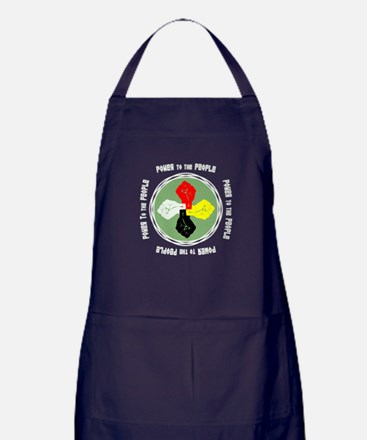 Power to the People Apron (dark)