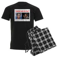 BENGHAZI BLAME Pajamas
