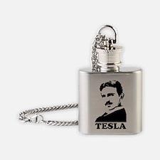 Tesla Flask Necklace