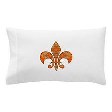 Royalty Fleur De Lys Pillow Case