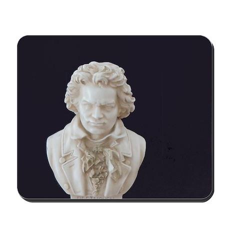 Beethoven Bust Mousepad
