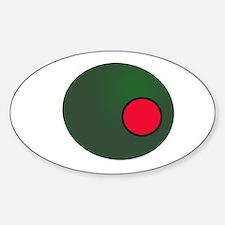 Olive Sticker (Oval)