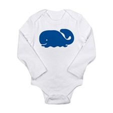 Blue Whale Baby Outfits