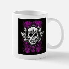 Grunge Skull Small Small Mug