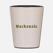 Mackenzie Floral Shot Glass