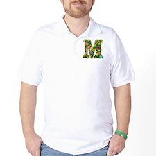 M Floral T-Shirt