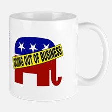 Going Out of Business Repubs Mug