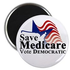 Save Medicare Democratic Magnet