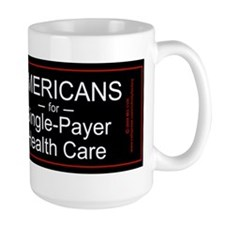 Americans Single Payer Health Mug