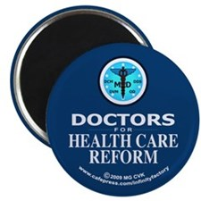 Doctors Health Care Reform Magnet