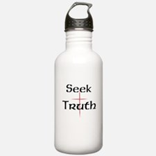 Seek Truth Water Bottle