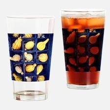 Gourds Drinking Glass