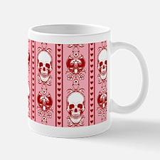 Baroque Skull Pattern Mug
