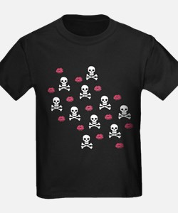 Skulls And Kisses T