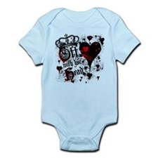 Off With Her Head Infant Bodysuit