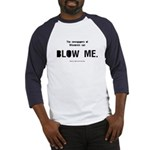 Blow Me Jersey