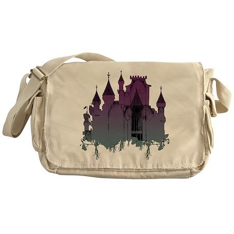 Castle Fantasy Messenger Bag