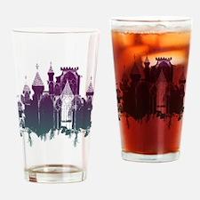 Castle Fantasy Drinking Glass