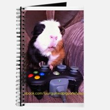 Guinea pig on xbox controller Journal