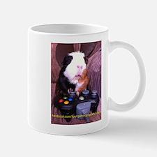 Guinea pig on xbox controller Mug