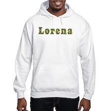Lorena Floral Hoodie