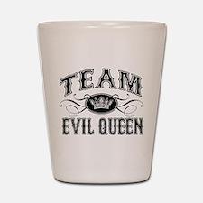 Team Evil Queen Shot Glass