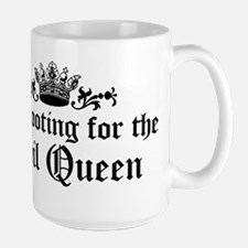 I'm Rooting For The Evil Queen Mug