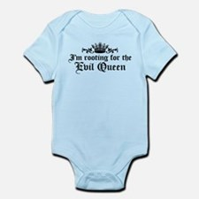 I'm Rooting For The Evil Queen Infant Bodysuit