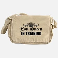 Evil Queen In Training Messenger Bag