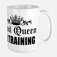 Evil Queen In Training Mug