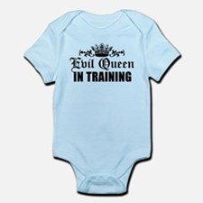 Evil Queen In Training Infant Bodysuit
