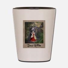 Snow White Shot Glass