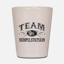 Team Rumpelstiltskin Shot Glass