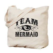 Team Mermaid Tote Bag