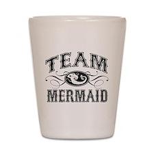 Team Mermaid Shot Glass