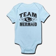 Team Mermaid Infant Bodysuit