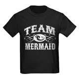 Mermaid Kids T-shirts (Dark)