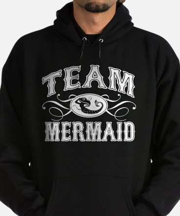Team Mermaid Hoodie (dark)