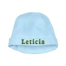 Leticia Floral baby hat