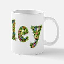 Lesley Floral Small Small Mug