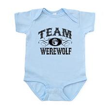 Team Werewolf Infant Bodysuit
