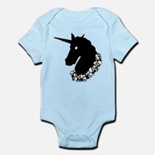Gothic Unicorn Infant Bodysuit