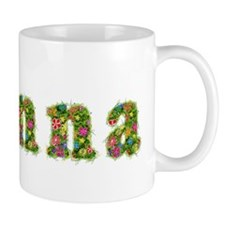 Leanna Floral Mug