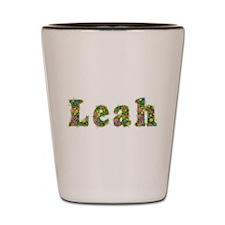 Leah Floral Shot Glass